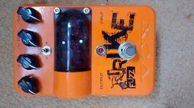 Vox Trike Fuzz Guitar Pedal