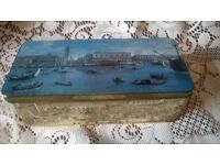 Thornes Vintage Tin The Grand Canal Venice -can post for extra-
