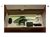 BLADE 130X RC HELICOPTER UPGRADED