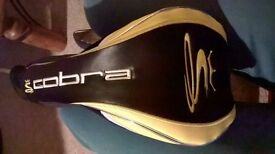 Cobra driver and other fairway 5 wood