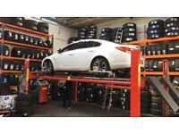 FOSTERS TYRE SERVICES NEW TYRE DEPOT NOW OPEN