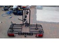 tow bar cycle rack for sale