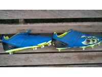 Canterbury Rugby Boots- Canterbury Phoenix 8 Stud Boots- UK Size 9