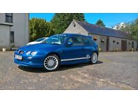 MG ZR 1.4 (not golf, leon, astra, civic)