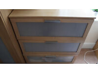 Chest of drawers IKEA