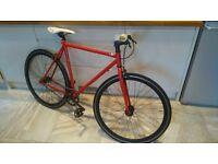 Mango Single Speed fixie bike