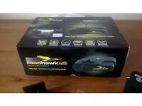 Roadhawk dashcam 1080p no flaws in box no damages all kit included