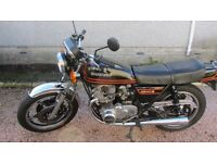 Suzuki GS550EN (1979) A Real Head Turner!!!