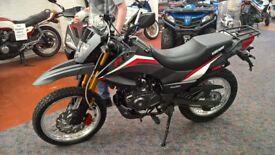 Keeway TX 125 cc