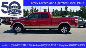 2012 Ford F-150 Lariat 4X4 | One Owner | Navigation