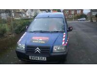 2004 Citroen Dispatch 1.9 Diesel good working Van