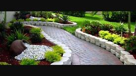Treemendous landscape gardening maintenance , Fencing, lawn laying , paving,and rubbish clearance
