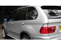 BMW X5 d SPORT EDITION MODEL 2006 4X4 AUTOMATIC