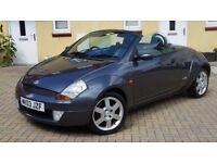 2003 Ford Streetka Luxury