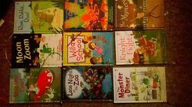 Usborne children's reading books