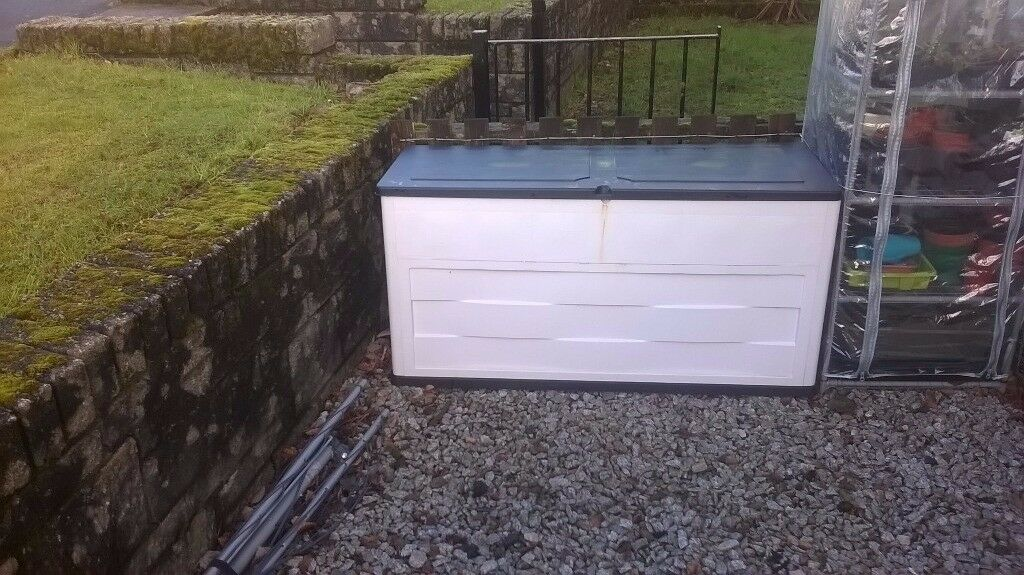 Wilko Garden Storage Box In Castle Douglas Dumfries And