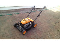 McCullough Self-propelled Petrol Lawnmower Lawn Mower