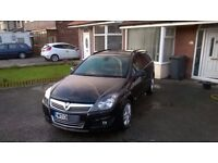 Astra 1.7 Cdti Sportive 110Bhp (Black) Winter/Summer Packs,Full Service History, No VAT