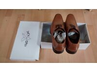 Men's mad wax shoes (brand new)