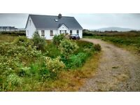 Holiday cottage, Donegal, Ireland