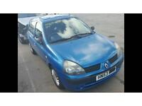 Renault clio Automatic and sami Automatic