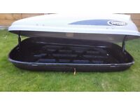 Karrite Odyssey 470L roof box - very good condition (made by Thule)