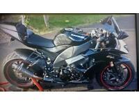 08 Kawasaki zx10r amazing bike long mot genuine reason for sale