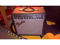 Fender Frontman 15G guitar amplifier used 15watt