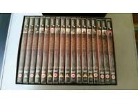 *** HUGE INSPECTOR MORSE DVD COLLECTION - MINT CONDITION ***