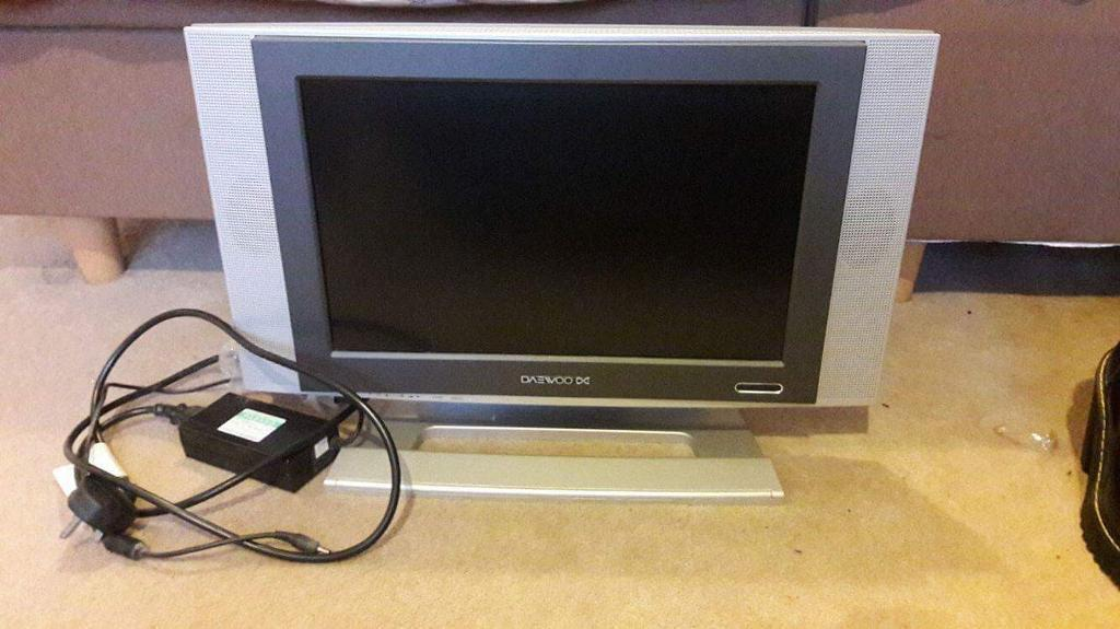 Daewoo Flatscreen TV   in trie, Clackmannanshire   Gumtree