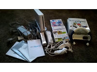 Nintendo Wii - including accessories