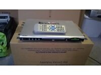 Bush DVD-CD-CDRW Player with Remote Control