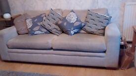 """""""Next """"Beige sofas"""