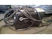 mig wire feed unit .miller as new.