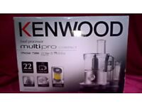 BrandNEW Kenwood Food Processor