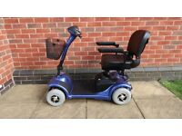 Explorer 4-4 wheel mobility scooter-As new-Leicestershire