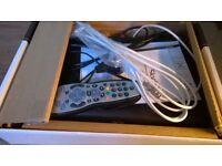 SKY BOX, VIRGIN BOX AND DVD PLAYER