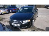 2005 audi A4 estate, 4x4, auto, 3.0L diesel