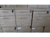 Large Quantity Office Pedestal Buy as little as 1.