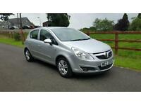 2007 VAUXHALL CORSA CLUB 1.2 *ONLY 60000 MILES*