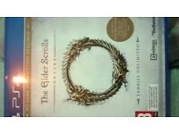 Ps4 game the elder scrolls online