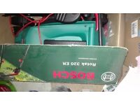 Brand new bosch lawn mower