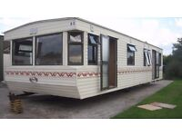 Willerby Granada static caravan