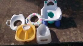 Potty training seats--£3 for All