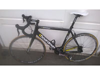 For Sale – 2012 Upgraded Chris Boardman Road Team Carbon Bicycle