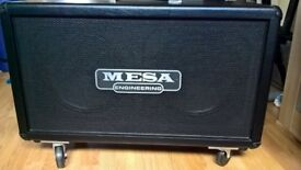 Mesa 2x12 Cab, used but in great condition!
