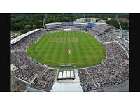 Pakistan v South Africa ICC 7 June 4A & 2C Tickets £300 total for all