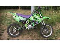 Kx80 2000 mint bike