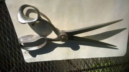 Scissors New Era Kee Steel old  Vintage tool