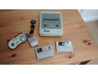 SNES Super Nintendo bundle